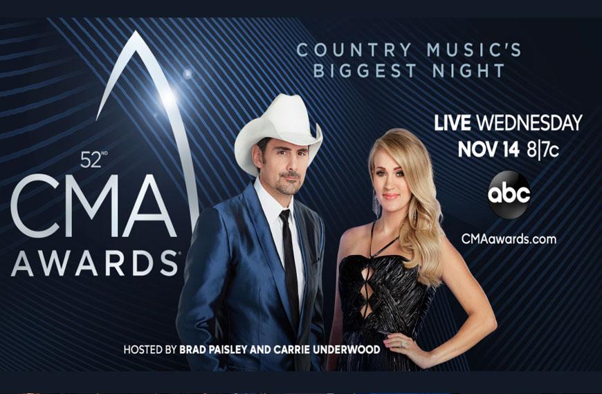 CMA Awards 2018 - De Winnaars