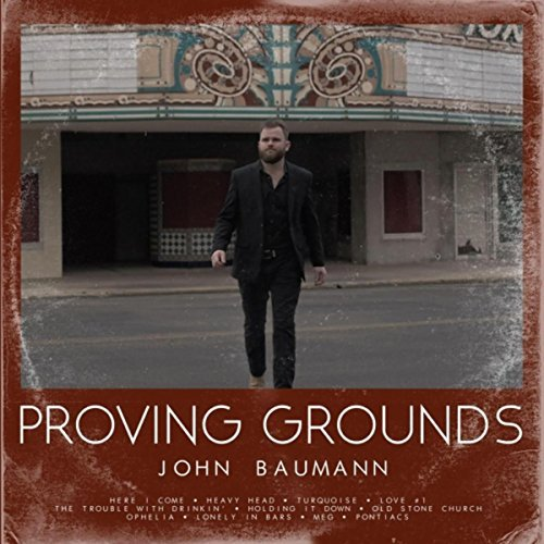 Album recensie: John Baumann - Proving Grounds