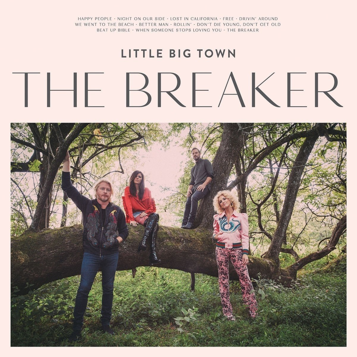 Little Big Town - The Breaker
