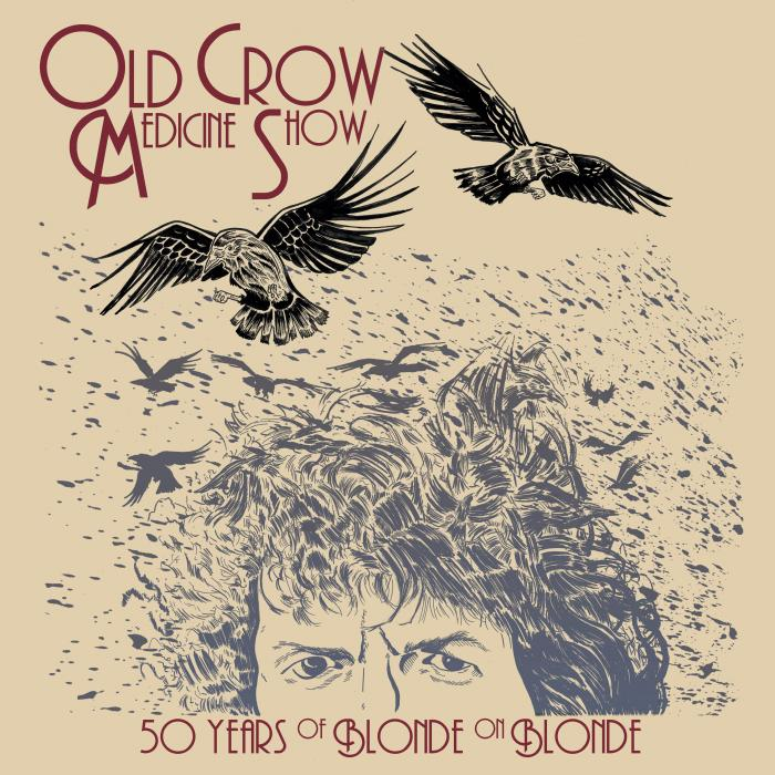 Album recensie: Old Crow Medicine Show - 50 Years of 'Blonde On Blonde' (Live)