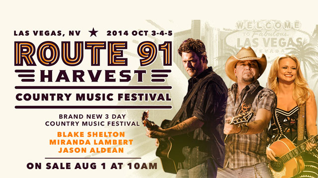 Route 91 Country Festival