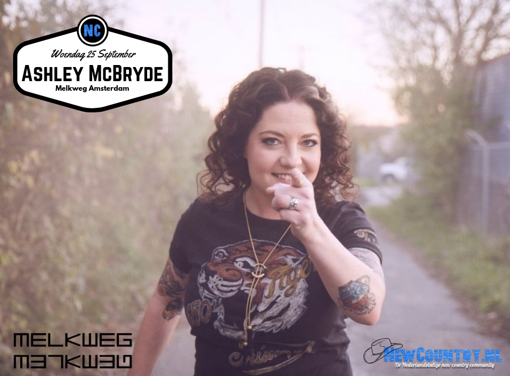 Ashley McBryde Melkweg Amsterdam 2019