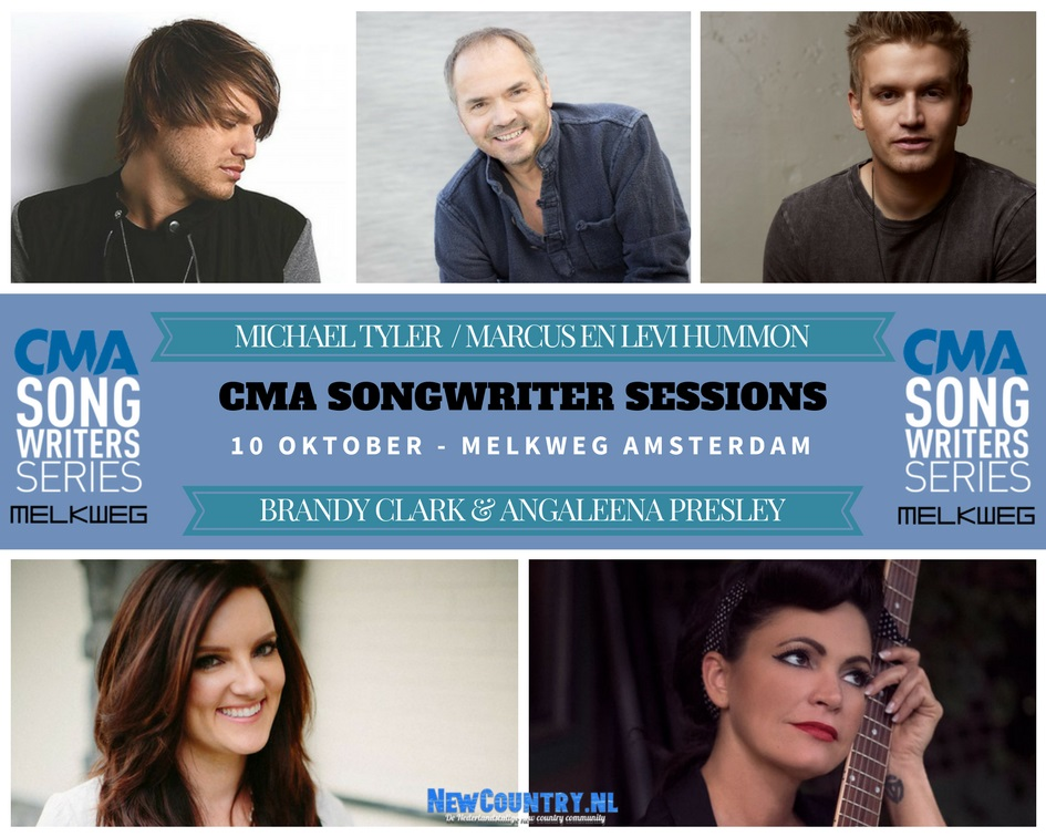 CMA SONGWRITER SESSIONS - MELKWEG AMSTERDAM