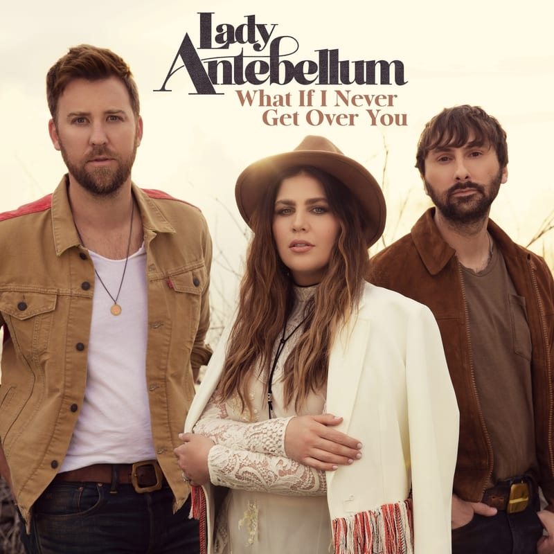 Lady-Antebellum What If I Never Get Over You