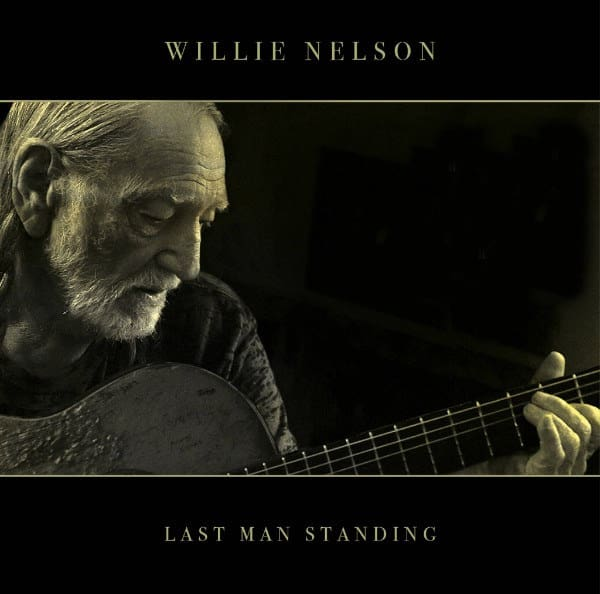 Album recensie: Willie Nelson - Last Man Standing