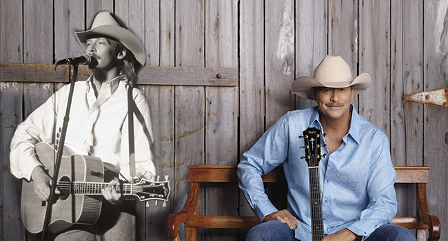 Alan Jackson met documentaire 'Small Town Southern Man'