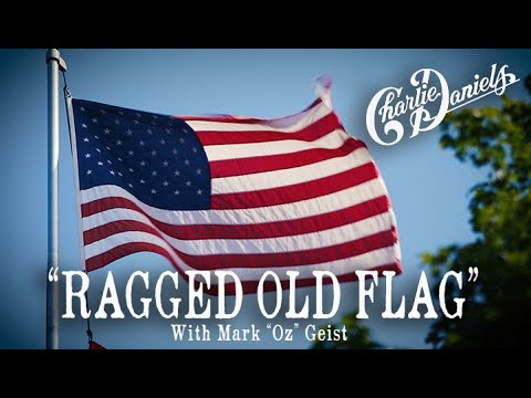 "Charlie Daniels Covers Johnny Cash's ""Ragged Old Flag"""