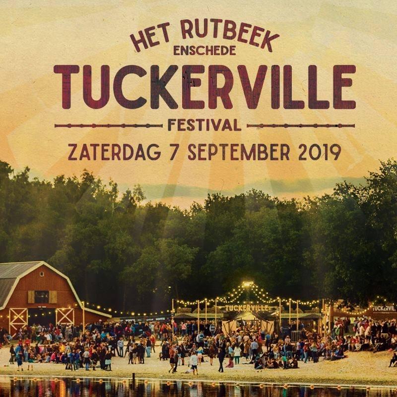 Meer namen bekend Tuckerville 2019