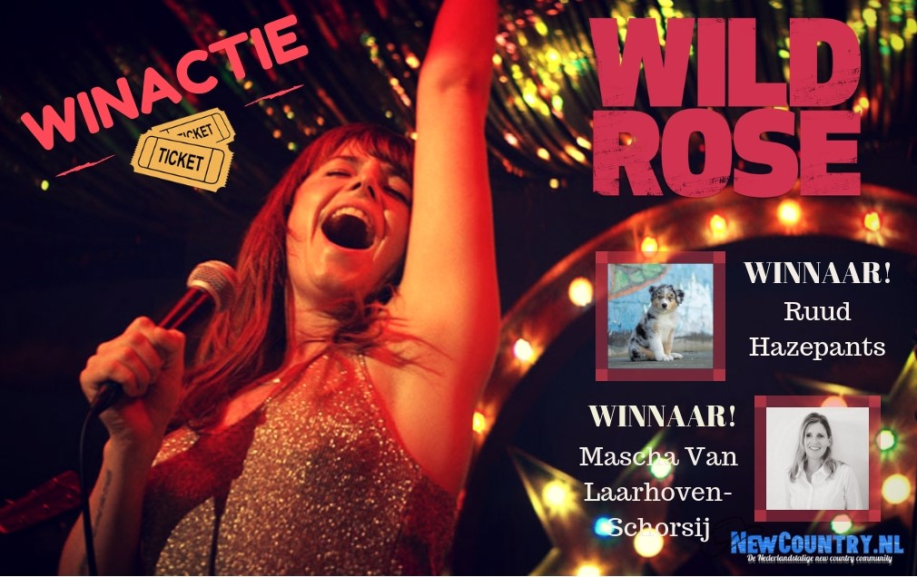 winnaars winactie Country Film Wild Rose