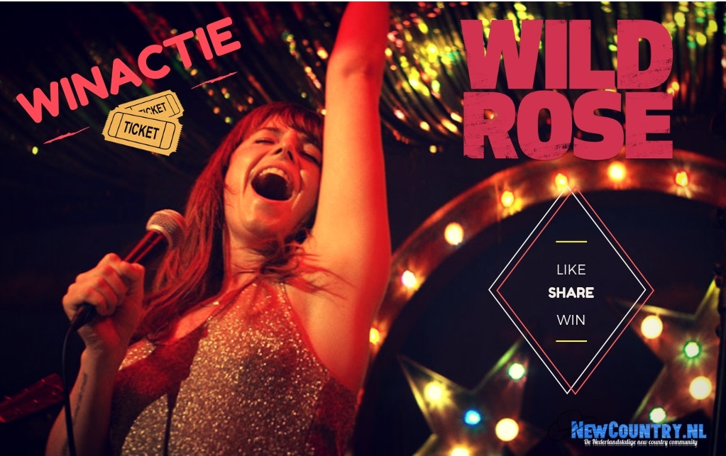 WINACTIE! win bioscoopkaarten voor de Country film 'Wild Rose'