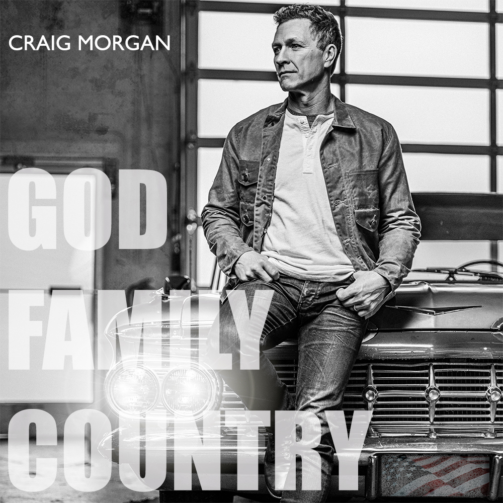 Craig Morgan, God, Family, Country