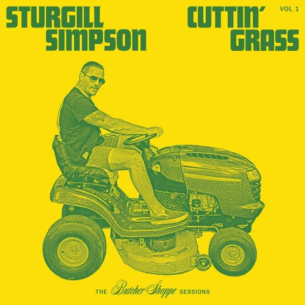 Sturgill Simpson - Cuttin' Grass Vol. 1
