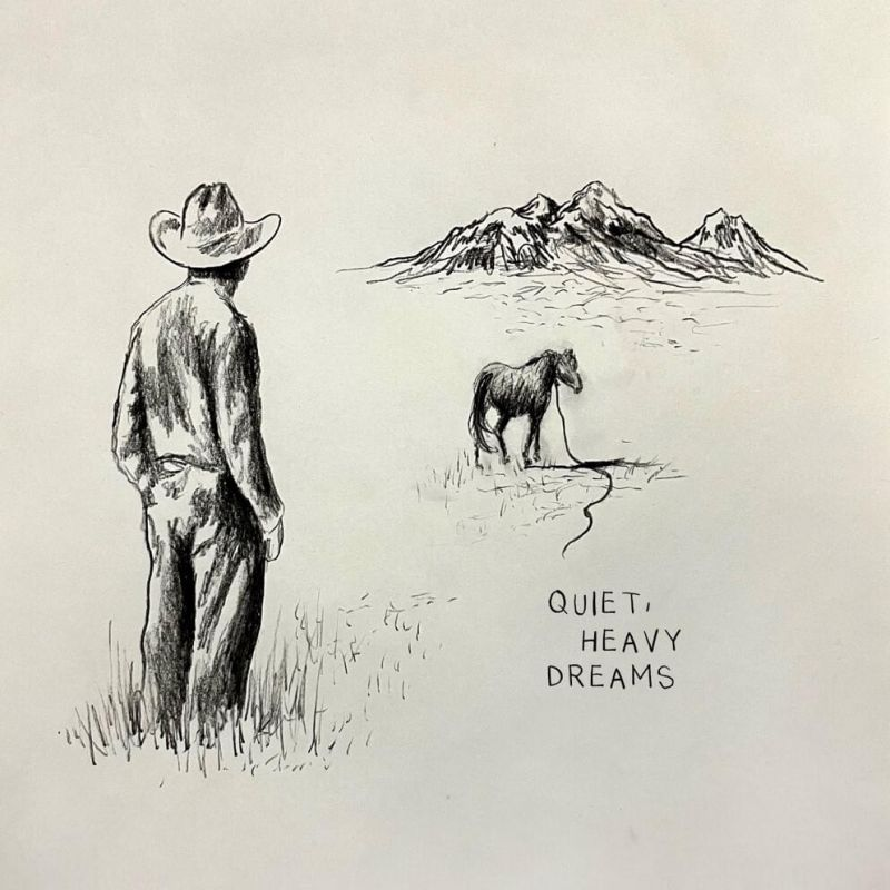 Zach Bryan - Quiet, Heavy Dreams