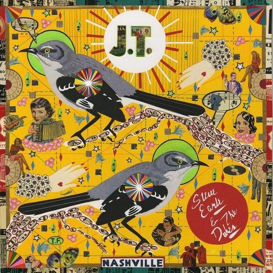 Steve Earl & The Dukes - J.T.