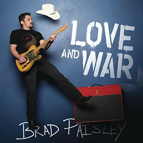 Album recensie: Brad Paisley - Love and War