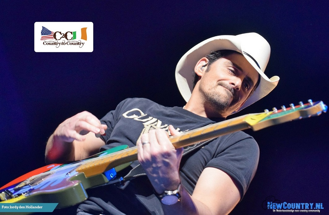 Concertrecensie: Country 2 Country festival (C2C Dublin)