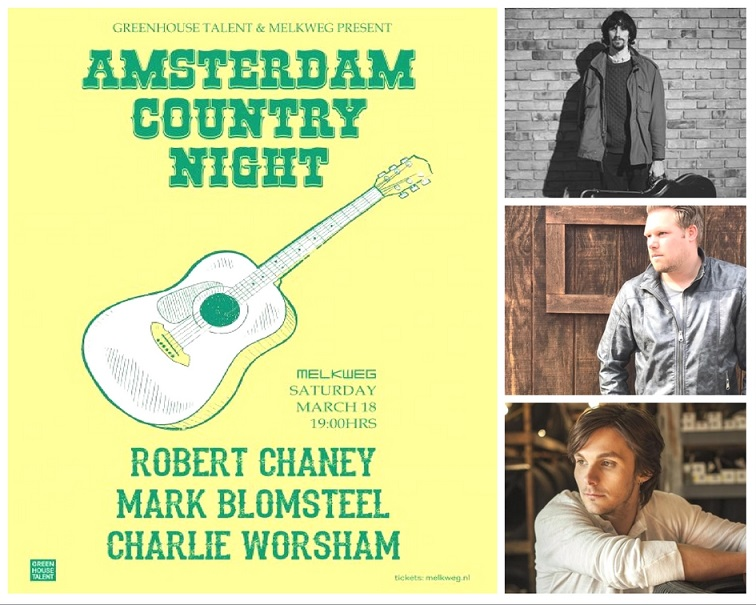 Amsterdam Country Night in de Melkweg Amsterdam