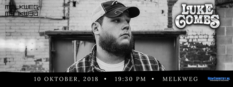 Luke Combs Melkweg Country Nederland