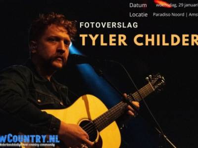 Fotoverslag: Tyler Childers - Paradiso Noord