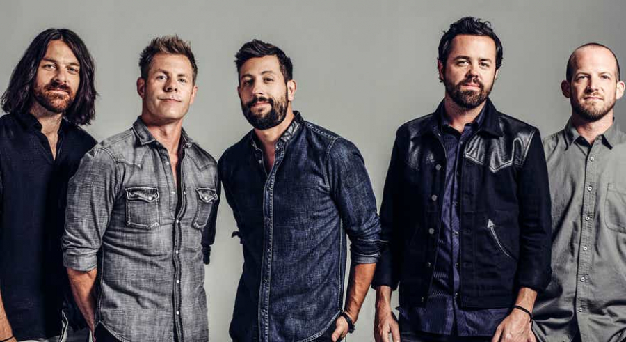 "Old Dominion scoort 8ste #1 hit met ""With ""One Man Band"""