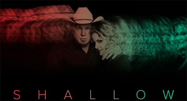 """Garth Brooks en Trisha Yearwood brengen de cover van """"Shallow"""" uit"""
