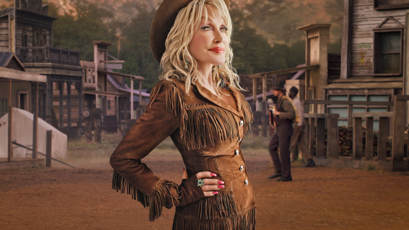 "Dolly Parton in Netflix Serie ""Dolly Parton's Heartstrings"" (22 november)"