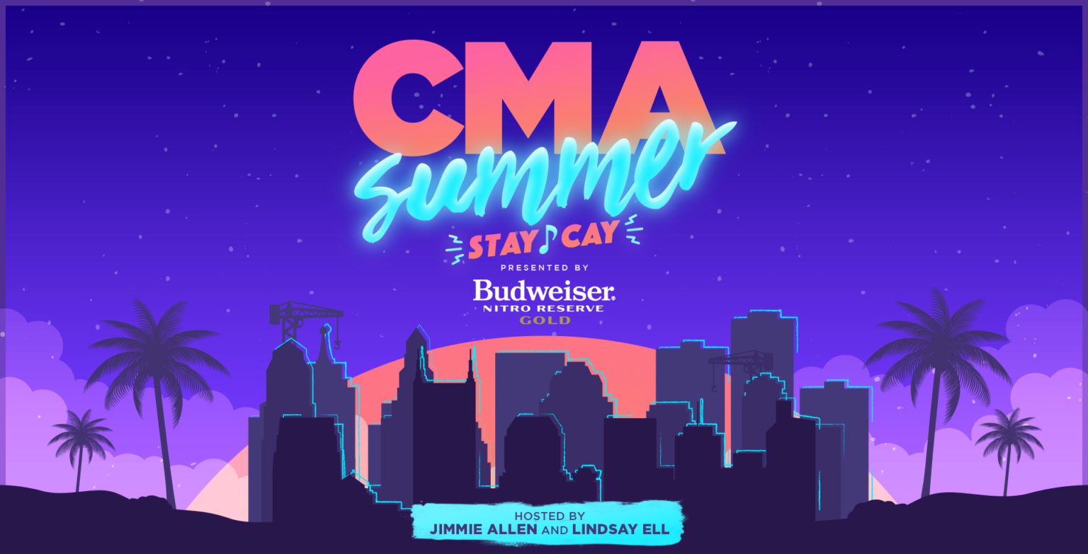 CMA Summer Stay-Cay - Live Stream Event!