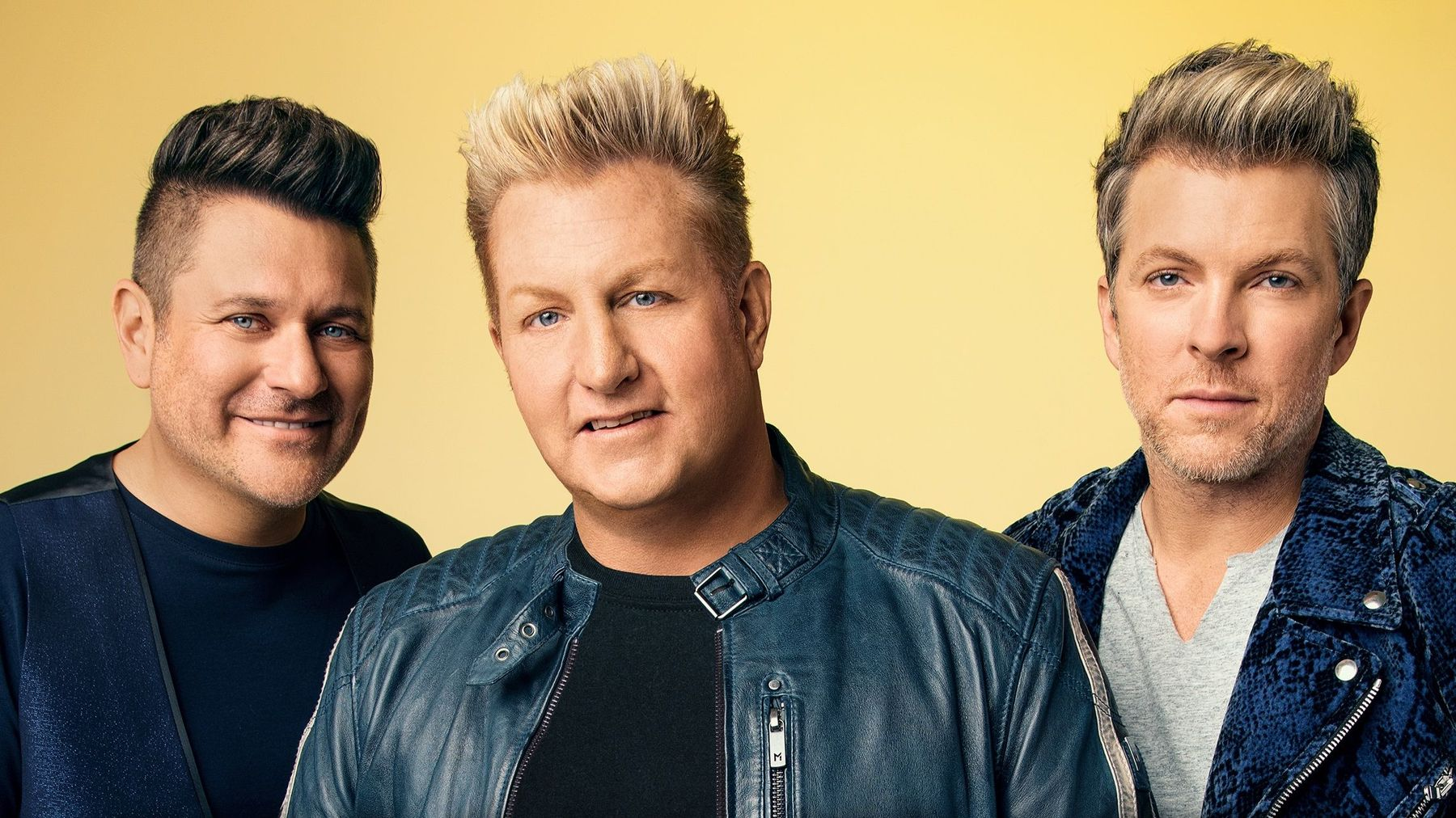 "Rascal Flatts met ""Quick, Fast, In a Hurry"""