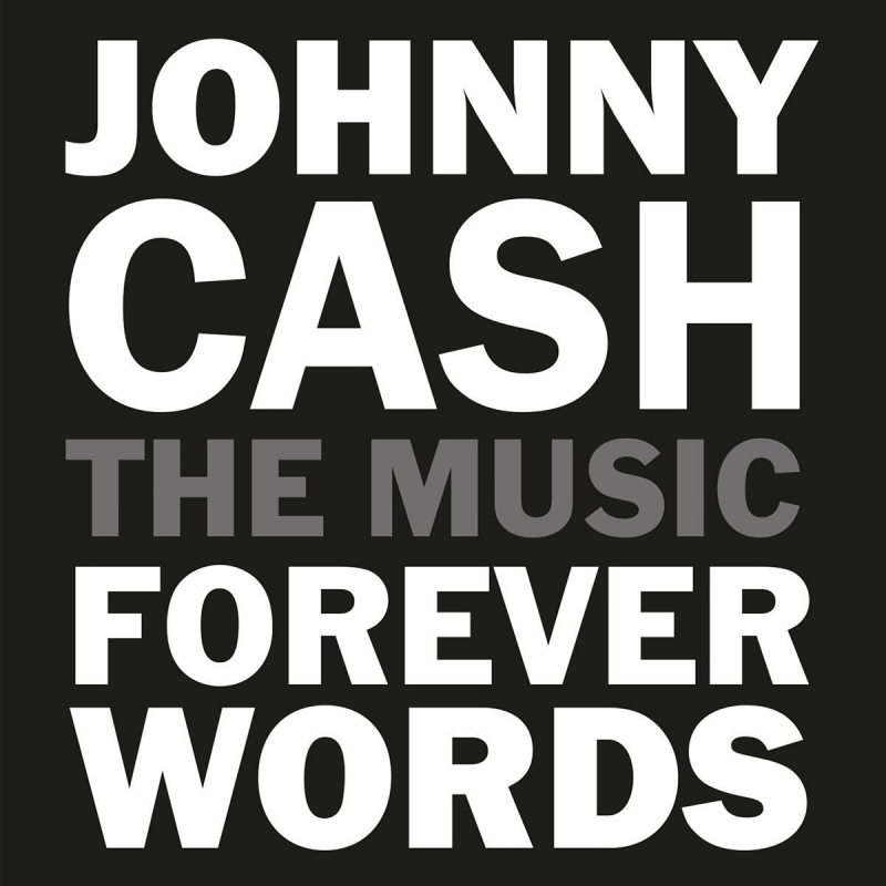 Album recensie: Johnny Cash: Forever Words