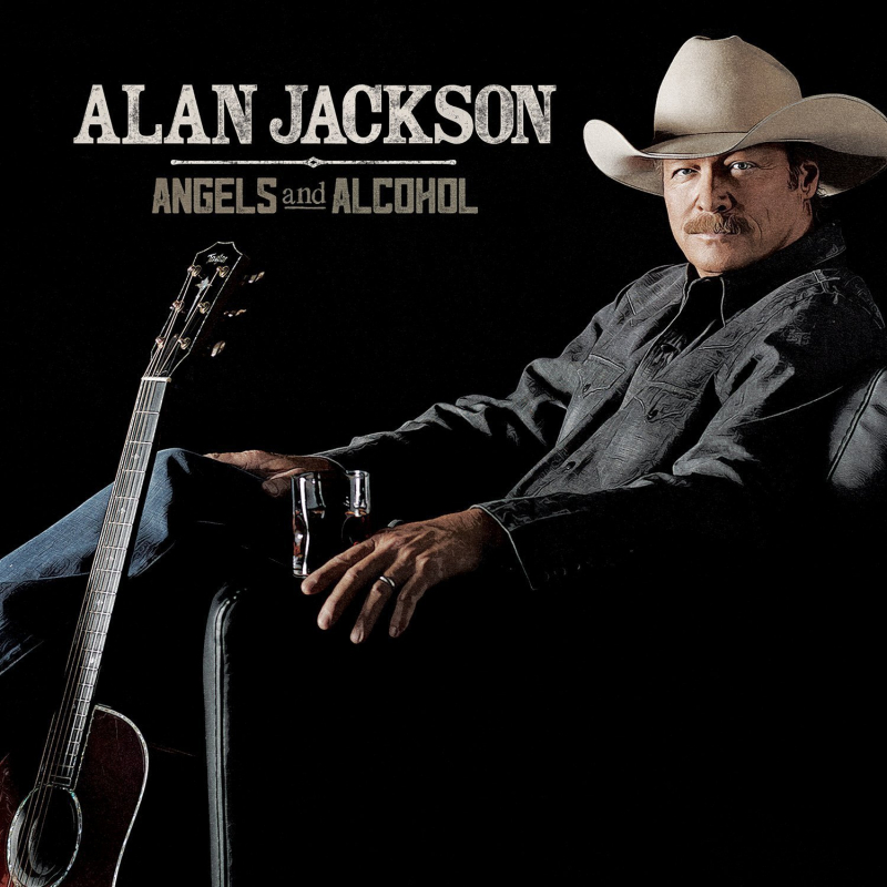 Album recensie: Alan Jackson - Angels and Alcohol