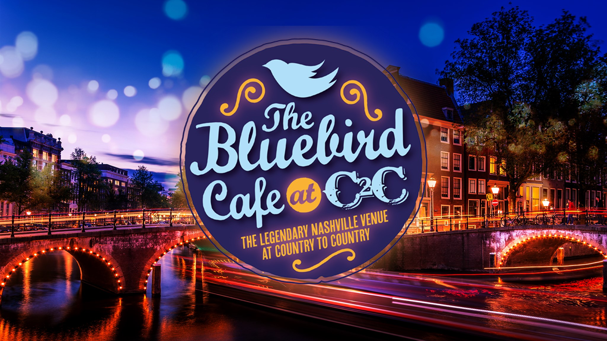 The Bluebird Cafe at C2C Amsterdam