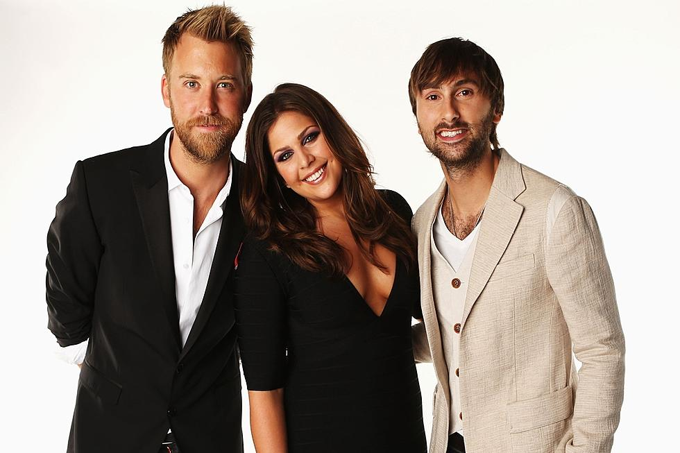 Lady Antebellum live met Boots (a must see)