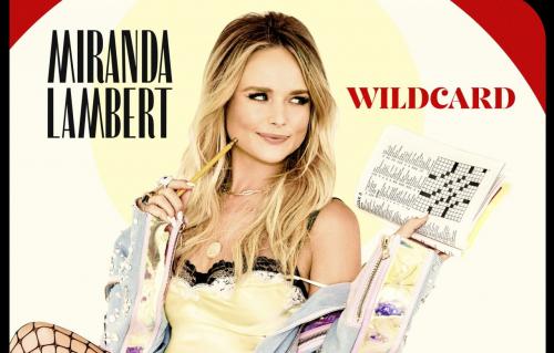 Album recensie: Miranda Lambert - Wildcard