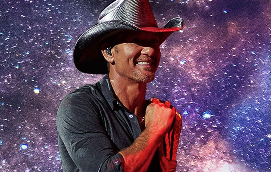 Recensie: Tim McGraw - Here on Earth