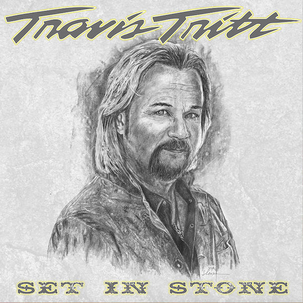 Recensie: Travis Tritt - Set In Stone