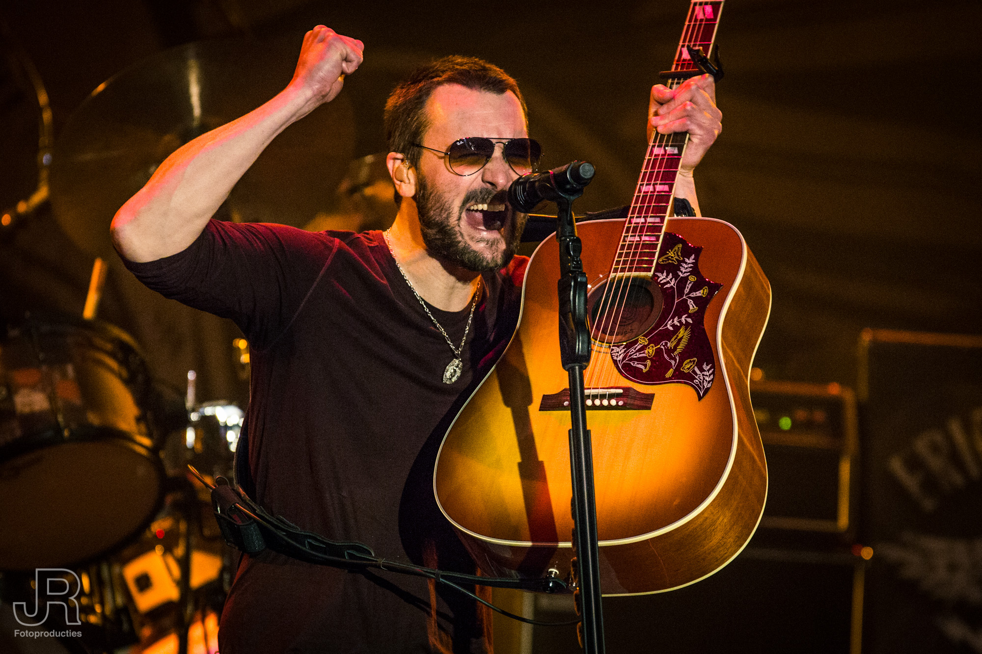 Concertrecensie: Eric Church in de Melkweg te Amsterdam
