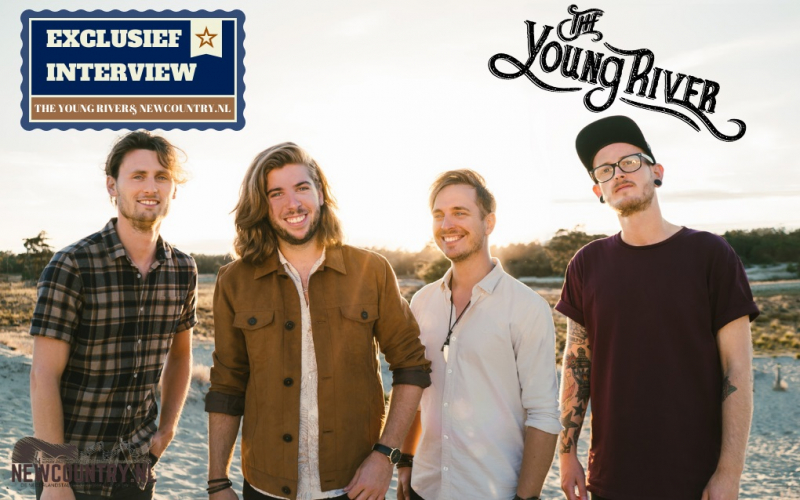 Exclusief Interview met The Young River