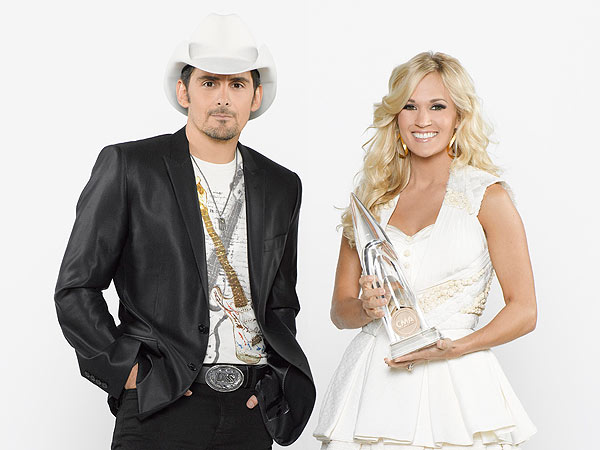 Carrie Underwood stopt als CMA Awards presentatrice