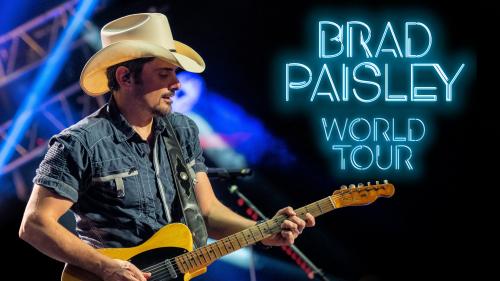 Brad Paisley naar de AFAS Live!
