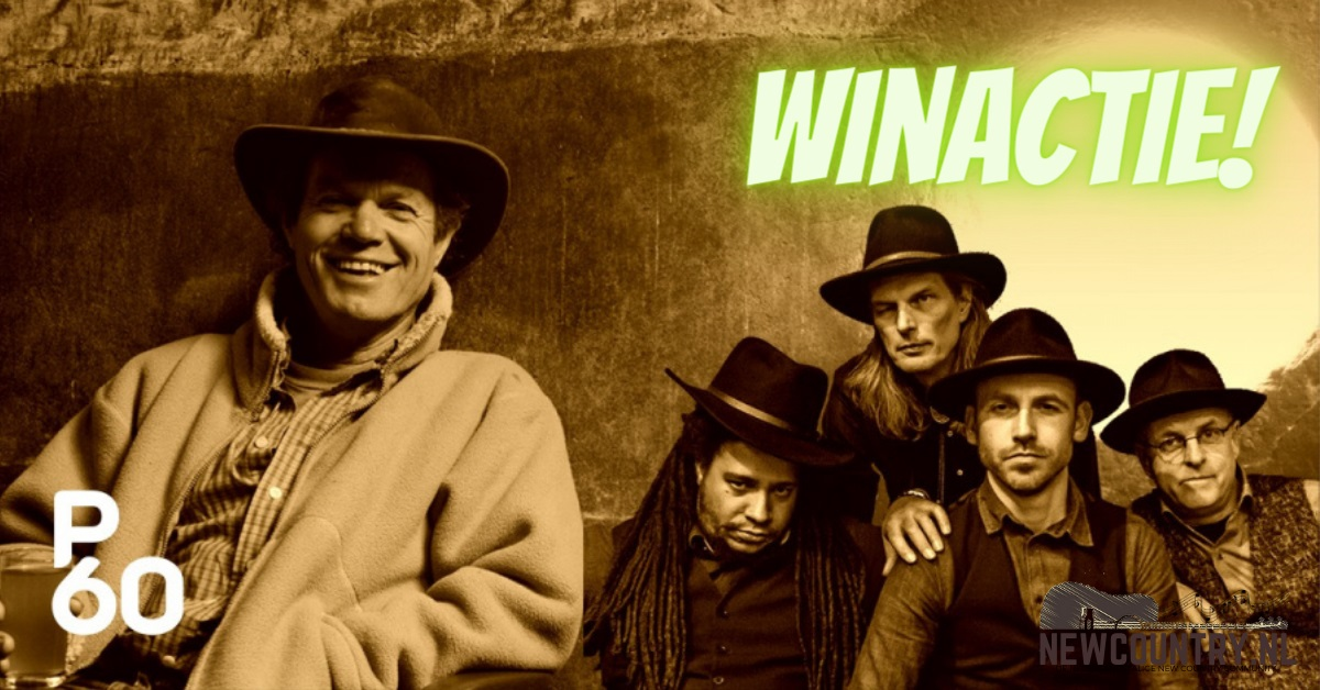 Win twee kaarten voor Kentucky Snake Oil met Chris Jagger