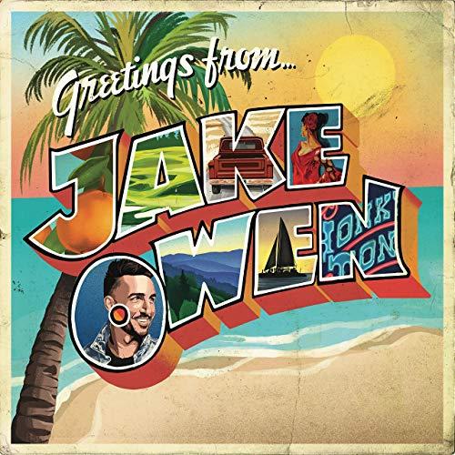Album recensie: Jake Owen - Greetings From Jake Owen