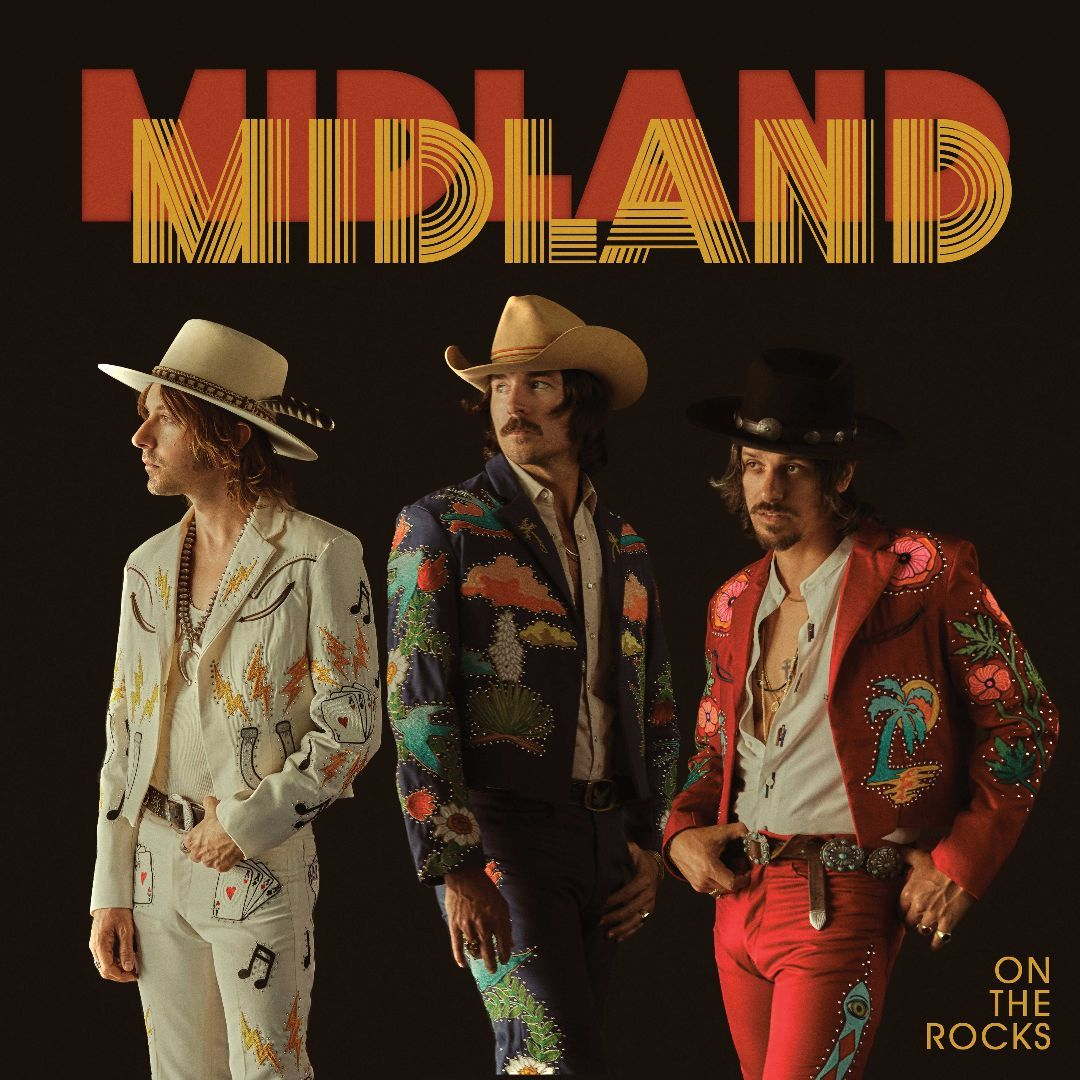 Album recensie: Midland - On The Rocks