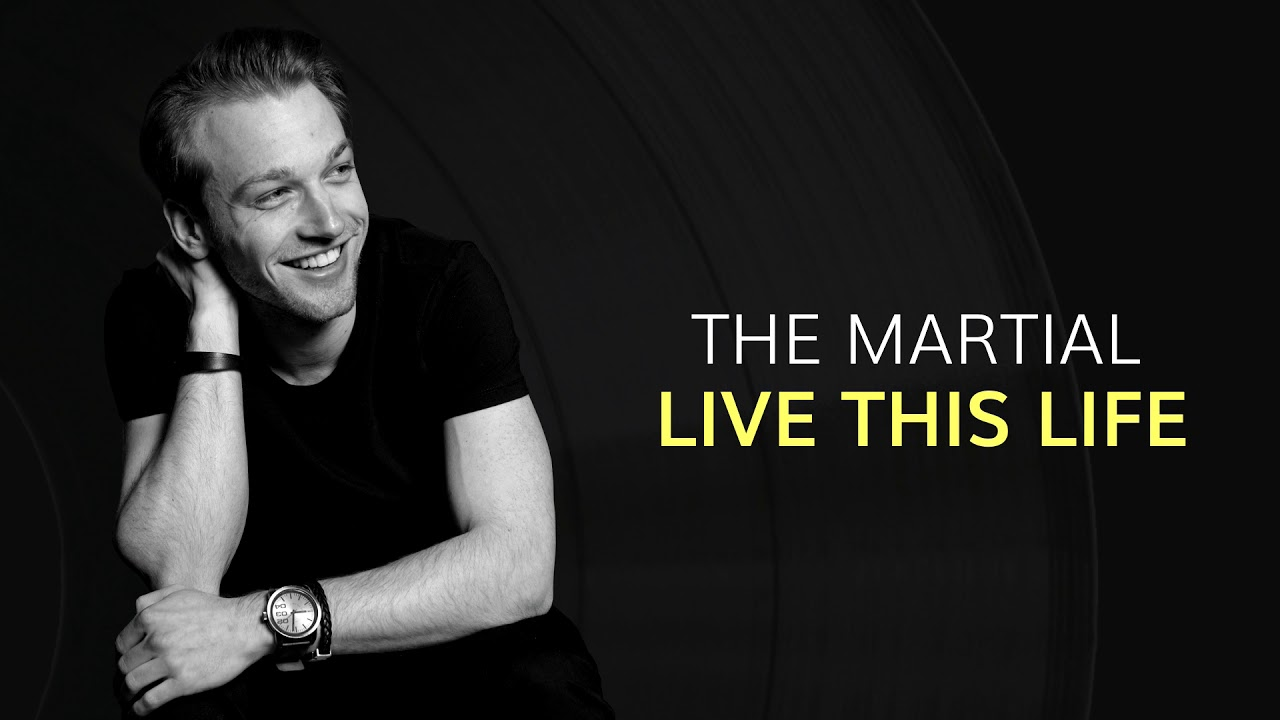The Martial, New Country uit Nederland 'Live This Life'