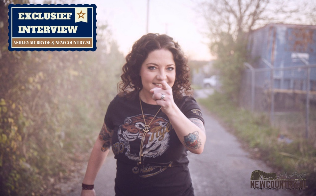 Exclusief interview met Ashley McBryde