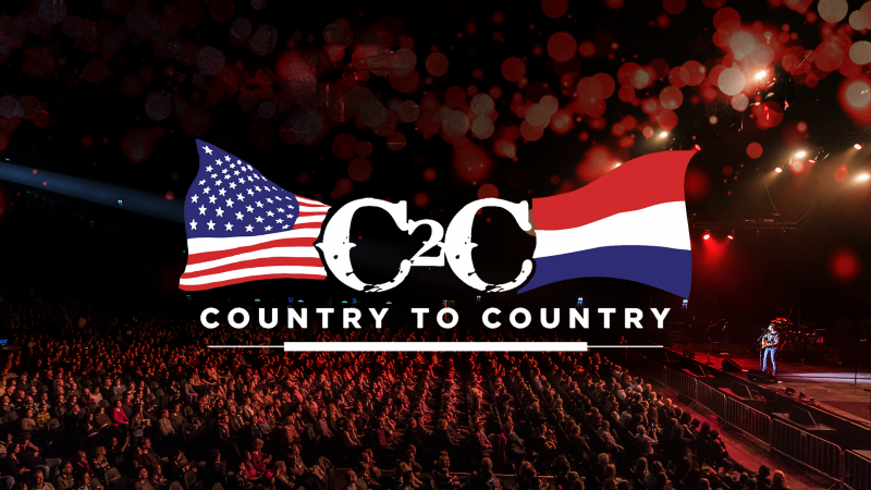 Countryfestival C2C: Country to Country Nederland