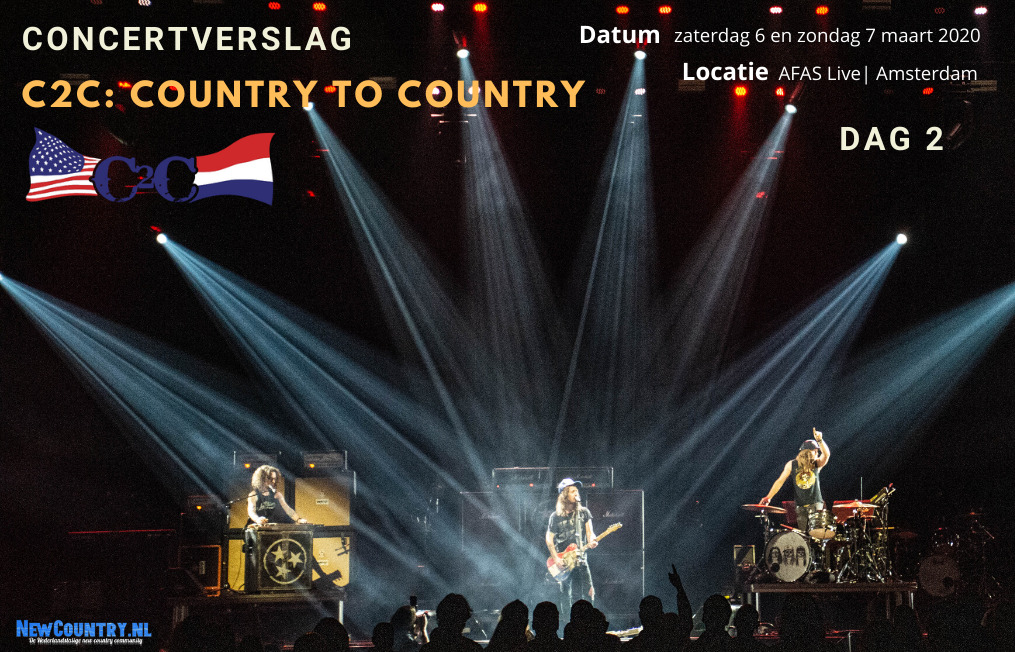 Concertverslag: C2C: Country to Country 2020 | Dag 2
