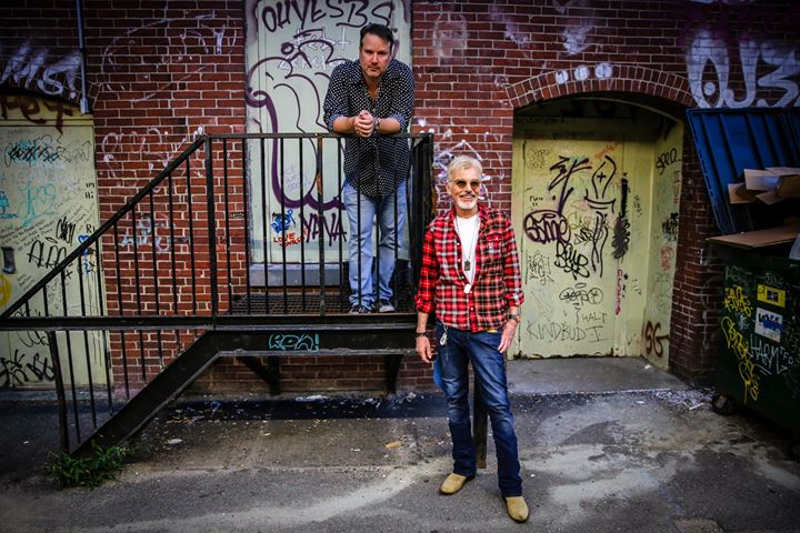 Billy Bob Thornton & The Boxmasters naar Melkweg Amsterdam