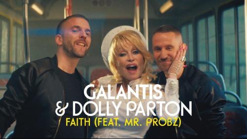 """Dolly Parton heeft# 1 hit te pakken met """"Faith"""""""